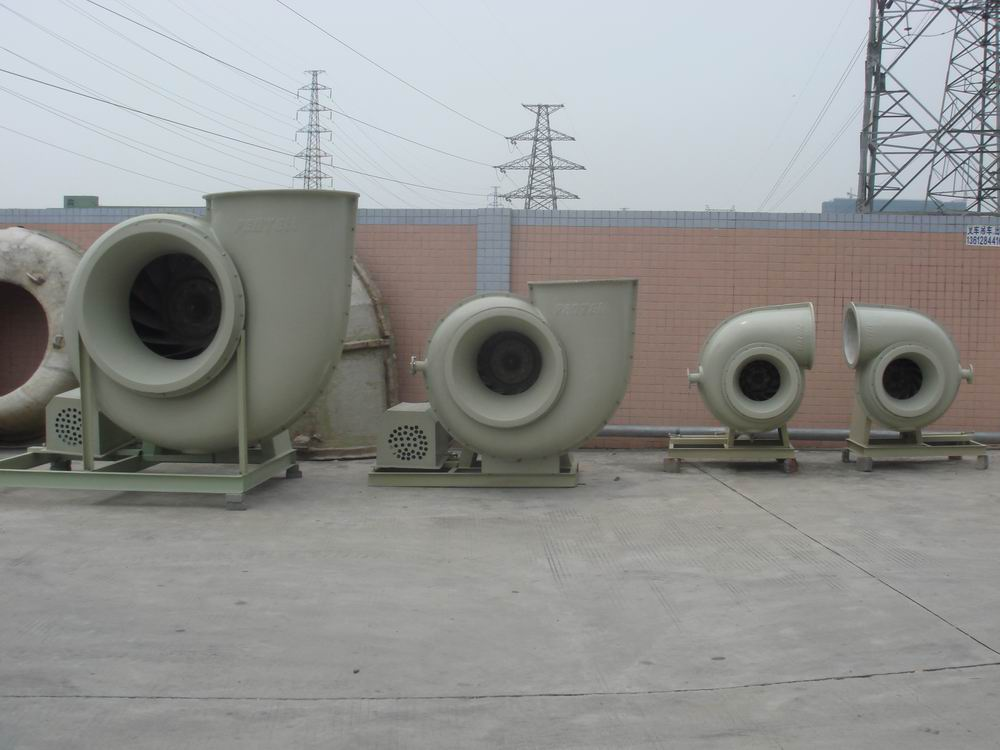 玻璃钢风机-深圳市昱通机械设备有限公司图片